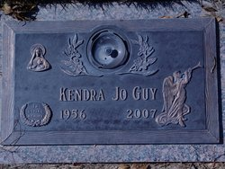 Kendra Jo <I>Levick</I> Guy