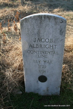 Jacob Albright, Sr