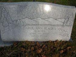 Carol <I>Brewer</I> Blasko