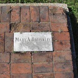 Mary Ann <I>Daughtrey</I> Brownley
