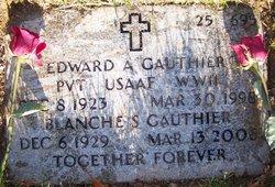 Edward A Gauthier