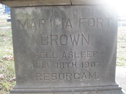 Martha Fort Brown