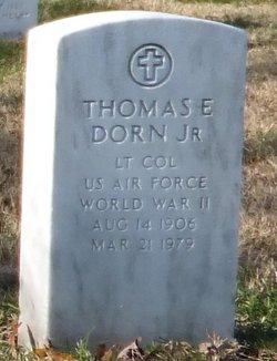 """Thomas Elbert """"T.E."""" Dorn, Jr"""