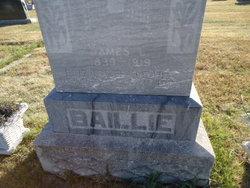 Elizabeth <I>Easton</I> Baillie