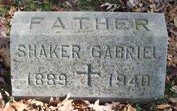 Shaker Gabriel