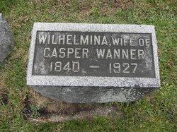 Wilhelmina <I>Pagel</I> Wanner