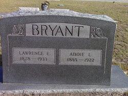 Addie <I>Lancaster</I> Bryant