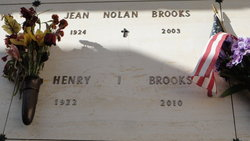 Henry Irvin Brooks