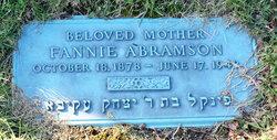 Fannie Abramson