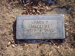 James P McClure