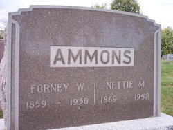 Forney W Ammons