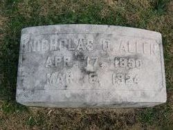 Nicholas Quitman Allen