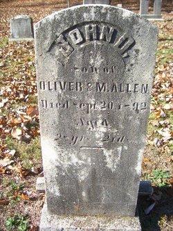 John O. Allen