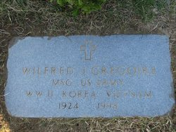 Wilfred J Gregoire