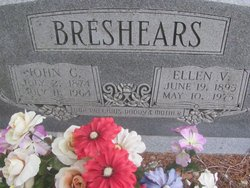 Ellen Victoria <I>Smith</I> Breshears