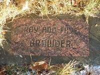 Elbert Ray Browder