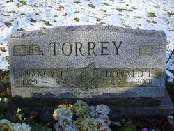 Nancy Lou <I>Tyrrell</I> Torrey