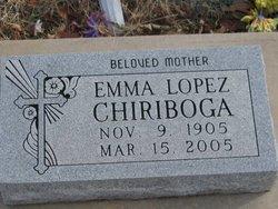 Emma Lopez Chiriboga