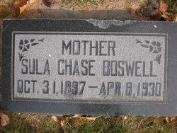 Sula <I>Chase</I> Boswell