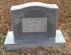Liza Jane Bagwell
