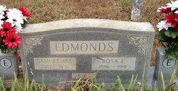 Rosa E <I>Huggins</I> Edmonds