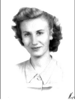 """Edith Mary """"Shorty"""" <I>Whitaker</I> Harrison"""