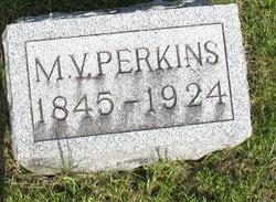 Martin Van Buren Perkins