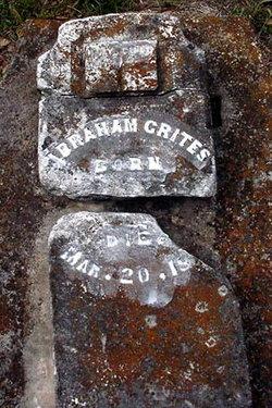 """William Abraham """"Doc"""" Crites"""