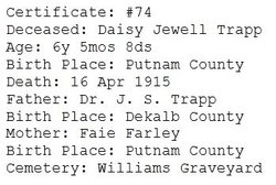 Daisy Jewel Trapp