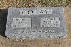 Ava <I>Hughes</I> Golay