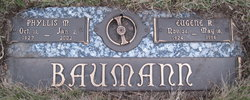 Phyllis M. <I>Krueger</I> Baumann