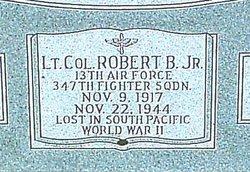 "Robert Burdett ""Westy"" Westbrook, Jr"
