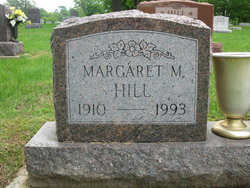 Margaret M Hill