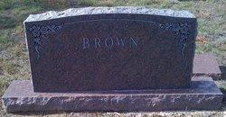 Edna <I>Palmer</I> Brown