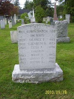 Celia A. Hatch
