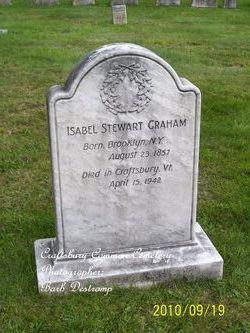 Isabel <I>Stewart</I> Graham