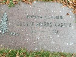 Lucille Jesse <I>Weymouth</I> Carter