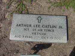 Arthur Lee Gatlin, Jr