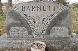 "Nora Blanche ""Blanche"" <I>Brown</I> Barnett"