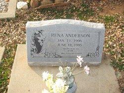 Rena <I>Skeeters</I> Anderson