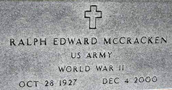 Ralph Edward McCracken