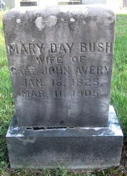 Mary Day <I>Bush</I> Avery