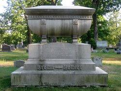 "Harriet E. ""Hattie"" <I>Brown</I> Bowler"