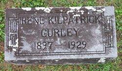 Cora Irene <I>Kilpatrick</I> Gurley