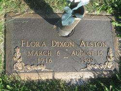 Flora <I>Dixon</I> Alston