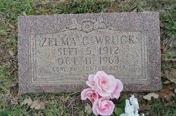 Zelma <I>Christian</I> Wruck