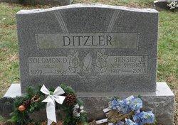 Bessie J <I>Sterner</I> Ditzler