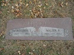 Walter F Fonda