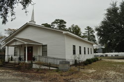 Edgehill First Church of God Cemetery