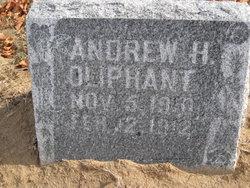 Andrew Henry Oliphant
